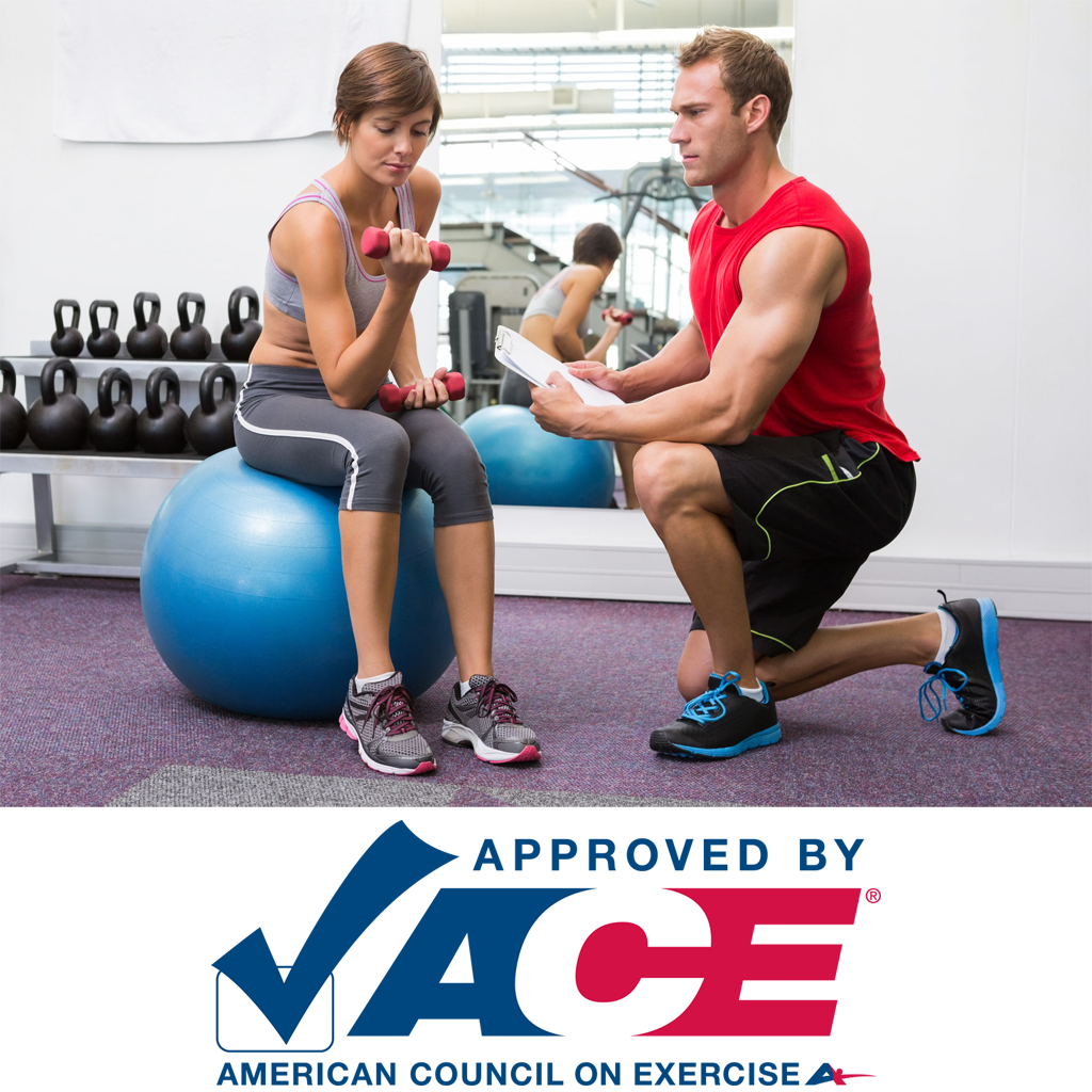 ACE CPT - ACE-approved Certified Fitness Specialist