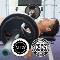 New Intake - NSCA Certified Strength and Conditioning Specialist